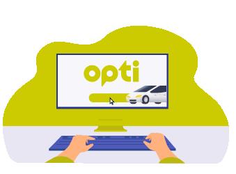 """Internetinis taksi užsakymas """"Opti"""" Lvove"""