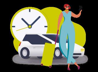 Zamów taksówkę online Opti w Kijowie