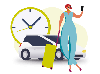 Online taxi order Opti in Kiev
